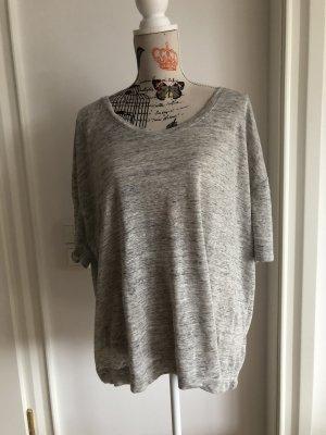 Oversized Shirt in grau von GAP S - 100% Leinen