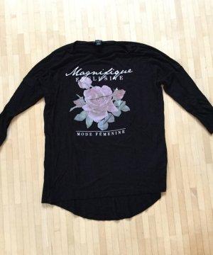 Oversized Shirt, Kurzärmlig, neu, Gr. S