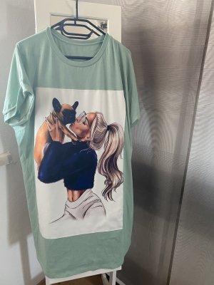 Oversized Shirt mit Druck