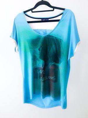 Oversized Shirt mit Print von Mexx in Gr. S