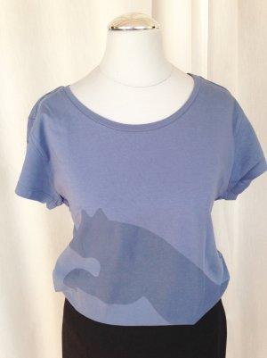 Oversized Shirt mit Pumaprint