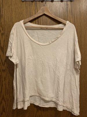 Kontatto Camisa holgada crema-beige