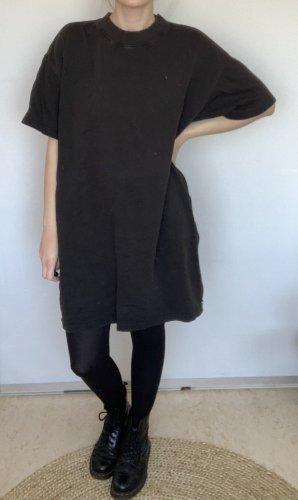 & other stories T-shirt jurk veelkleurig
