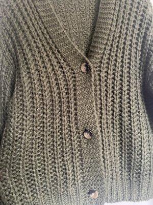 Noisy May Cardigan a maglia grossa multicolore