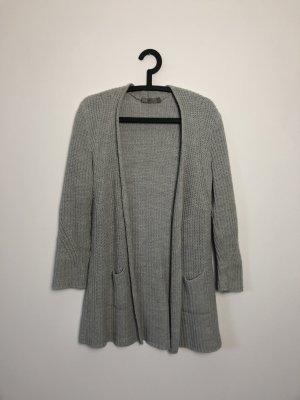 Asos Oversized Jacket light grey-grey polyacrylic
