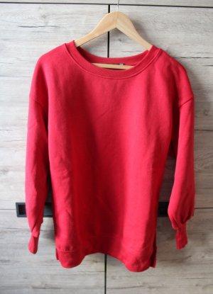 Oversized Sweatshirt Bershka