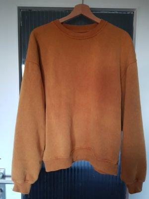 Oversized Sweatshirt Topshop, Gr. XS und S