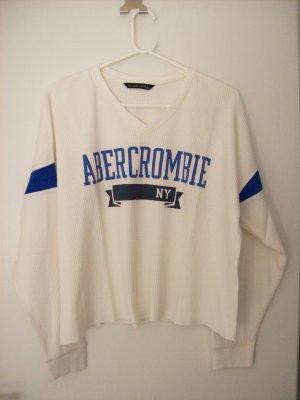 oversized Sweatshirt wollweiß von Abercrombie & Fitch