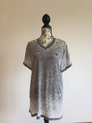 Abercrombie & Fitch Muscle Shirt light grey-grey