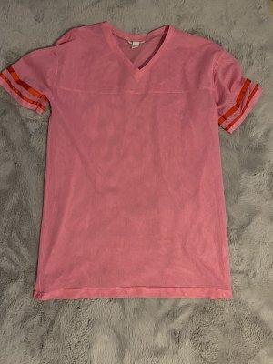 H&M Vestido estilo camisa multicolor