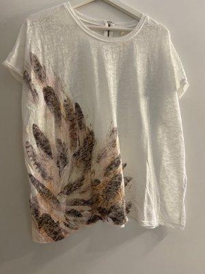 Oversized T-Shirt von Zara