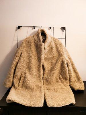Oversized Teddycoat