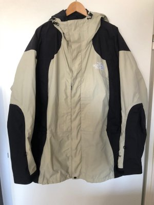 The North Face Heavy Raincoat black-beige