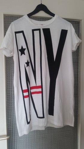 H&M Divided Camicia oversize multicolore