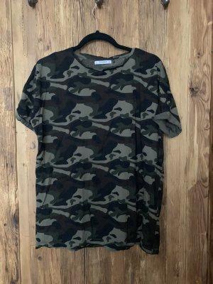 oversized tshirt pull&bear