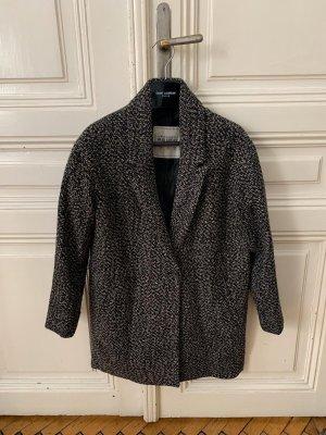 Oversized Tweed Mantel
