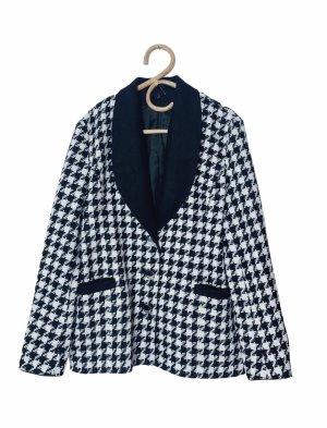 Oversized Vintage Jacke aus Wolle