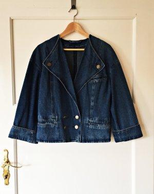 Oversized Vintage Jeans Jacke S/M