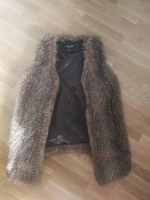 -8- Venice Fur Jacket multicolored
