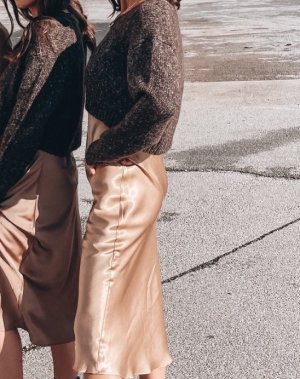 oversized Zara Cropped Pullover