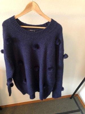Oversized Zara knitwear