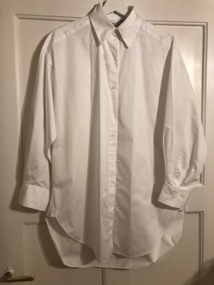 & other stories Shirt Blouse white cotton