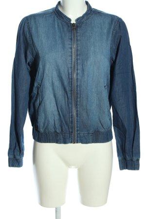 OVS Blouson blau Casual-Look