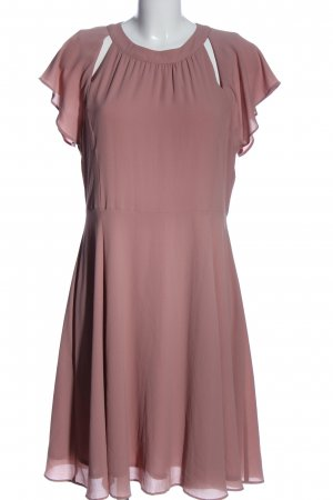 OVS Kurzarmkleid pink Business-Look