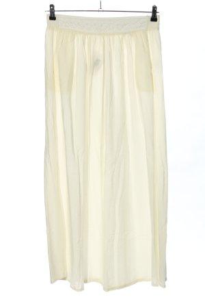 OVS Maxi Skirt cream casual look