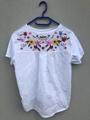OVS Shirt Tunic multicolored cotton
