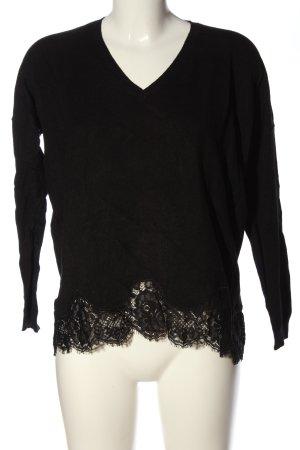 OVS V-Ausschnitt-Pullover