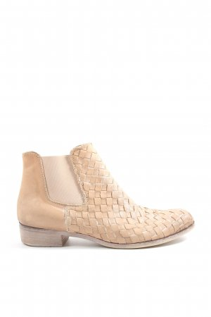 Ovyé Booties creme Casual-Look