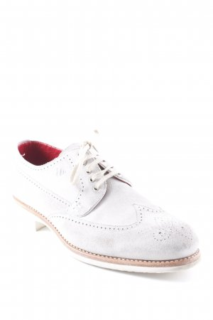 Oxfords light grey business style
