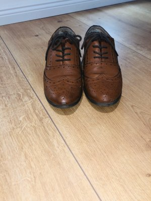 Hennes Collection by H&M Chaussures à lacets brun
