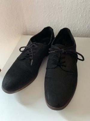 Graceland Chaussure Oxford noir