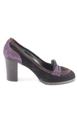 Oxitaly High Heels mehrfarbig schlichter Stil