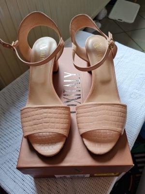 Oxitaly PALMA Sandaletten rosa