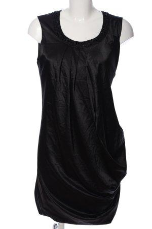 Oxmo Abendkleid schwarz Casual-Look