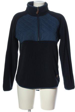 Oxmo Jersey marinero negro-azul look casual