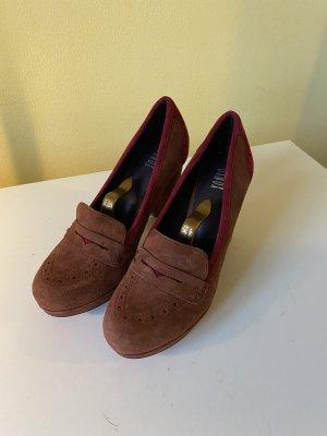 Oxmox Zapatos Informales marrón oscuro