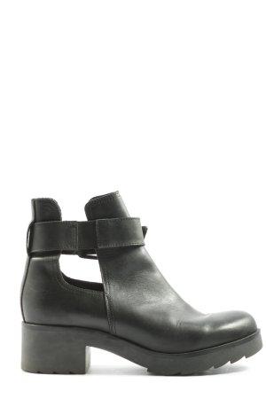 Oxmox Low boot noir style décontracté