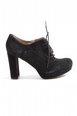 Oxmox Hochfront-Pumps schwarz Casual-Look