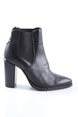 Oxmox Western Booties black casual look