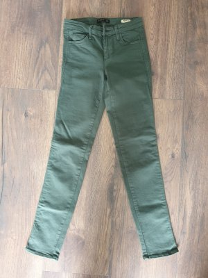OXXO Carrot Jeans green grey-khaki