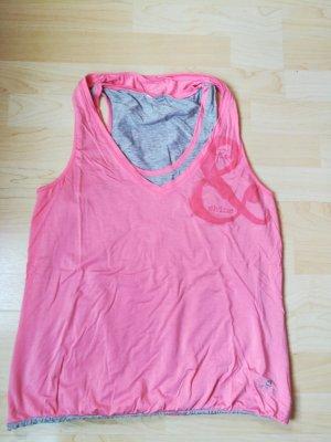 Oxylane Sports Shirt light grey-pink