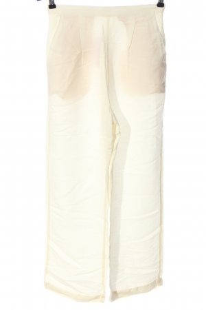Oysho Baggy Pants creme Casual-Look