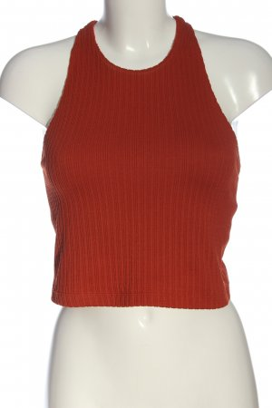 Oysho Cropped Top rot Casual-Look
