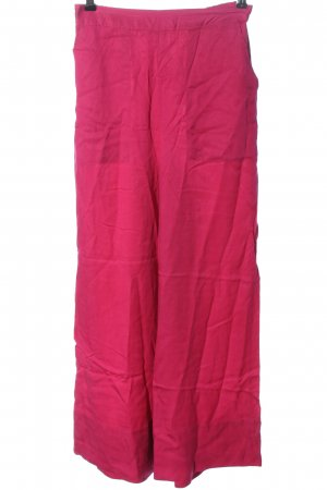 Oysho Pantalone culotte rosa stile casual