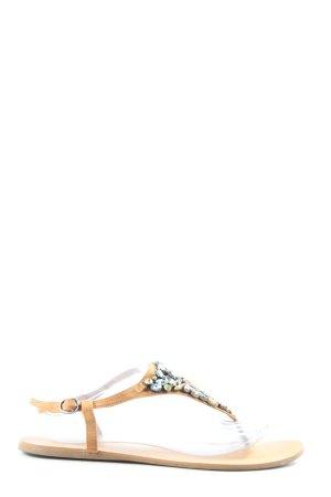 Oysho Dianette sandalen wolwit casual uitstraling