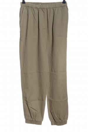 Oysho High-Waist Hose khaki Casual-Look